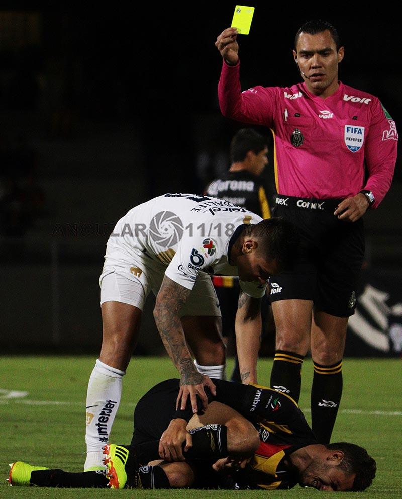falta de Pumas Frente a los Leones Negros en la Copa MX 2019