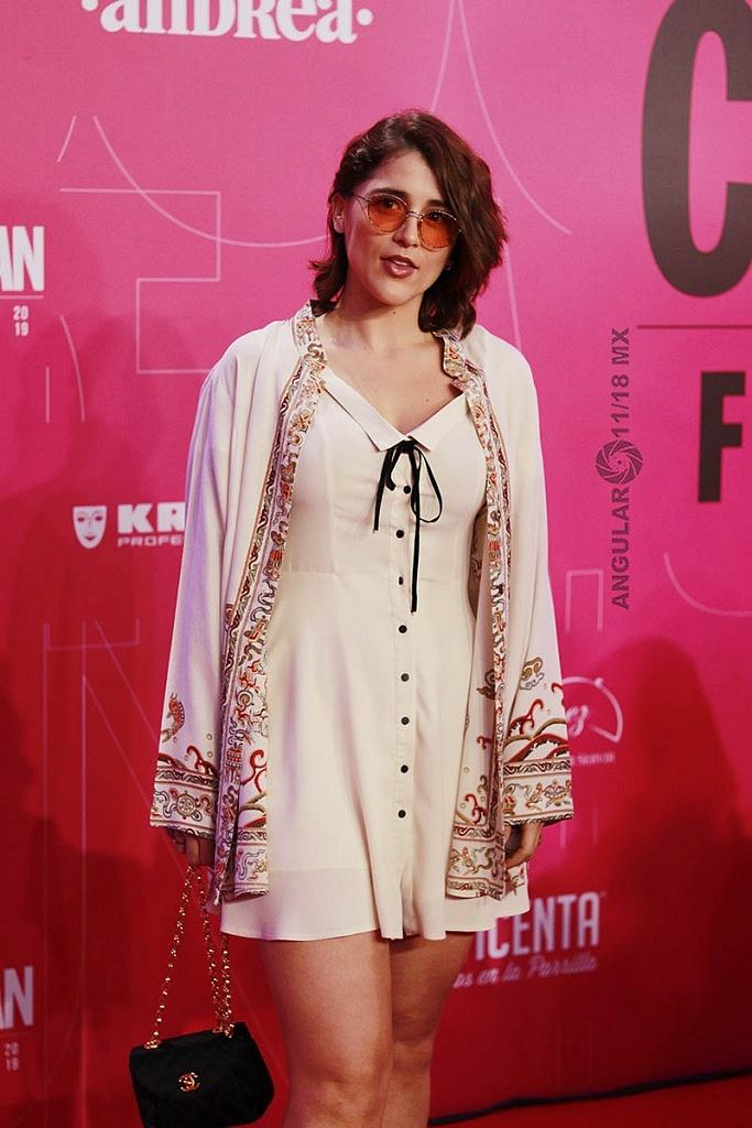 Alfombra Roja Cosmopolitan Fashion Night, Casandra Sanchez Navarro