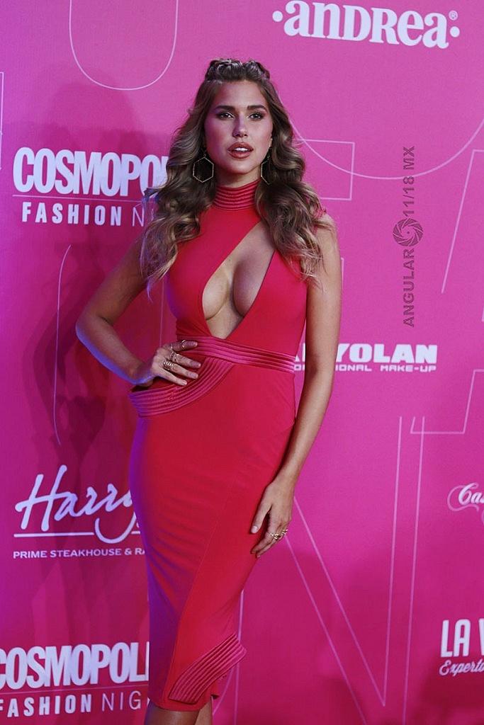 Alfombra Roja, Cosmopolitan Fashion Night, Kara del Toro