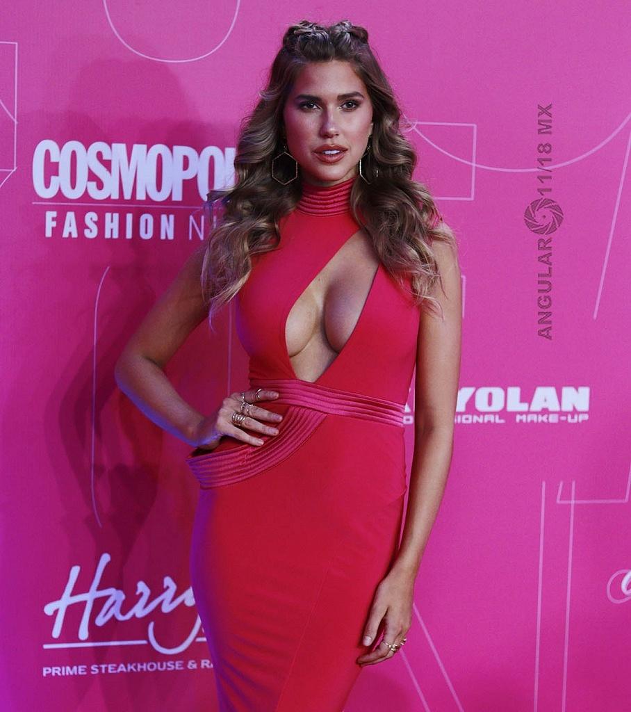Alfombra Roja Cosmopolitan Fashion Night, Kara del Toro