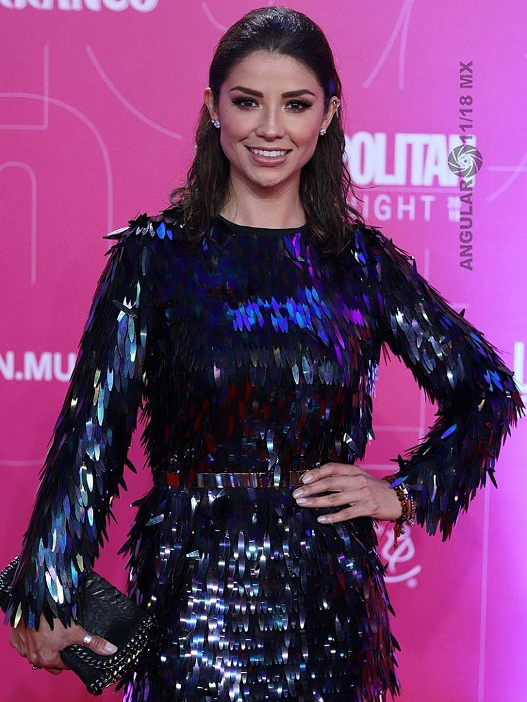 Alfombra Roja Cosmopolitan Fashion Night Maria Fernanda Quiroz