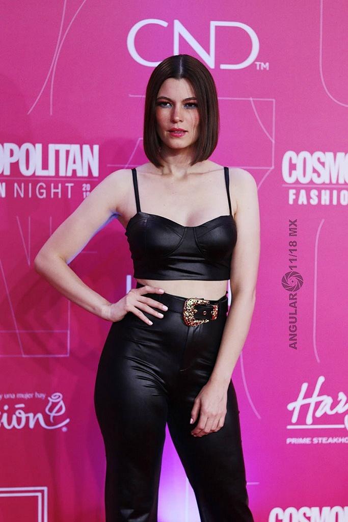 Alfombra Roja Cosmopolitan Fashion Night, Natalia Subtil