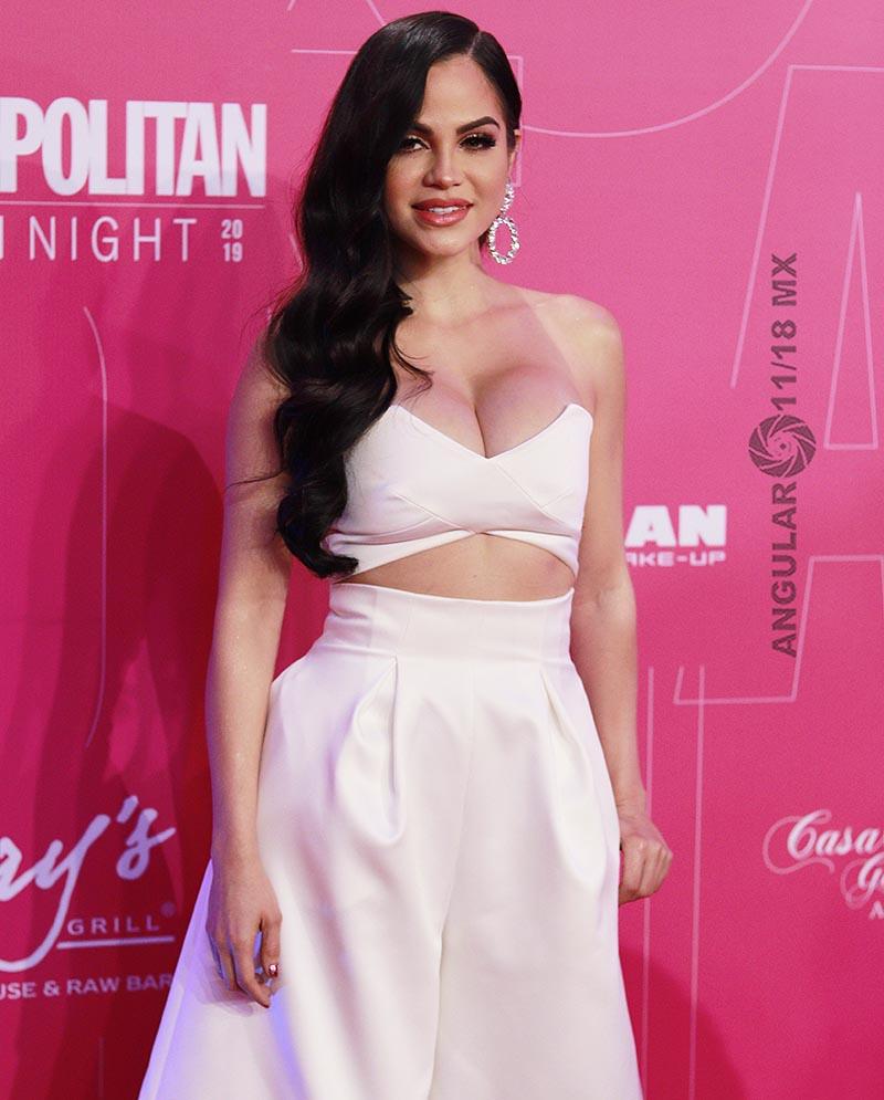 Alfombra Roja Cosmopolitan Fashion Night, Natti Natasha