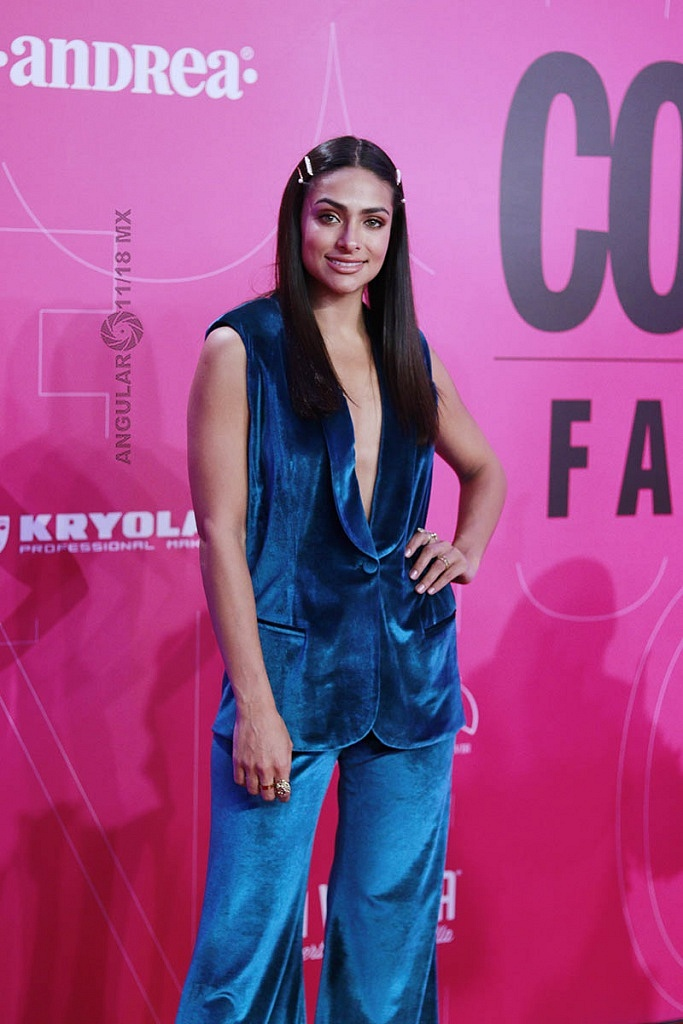 Alfombra Roja Cosmopolitan Fashion Night, Renata Notni