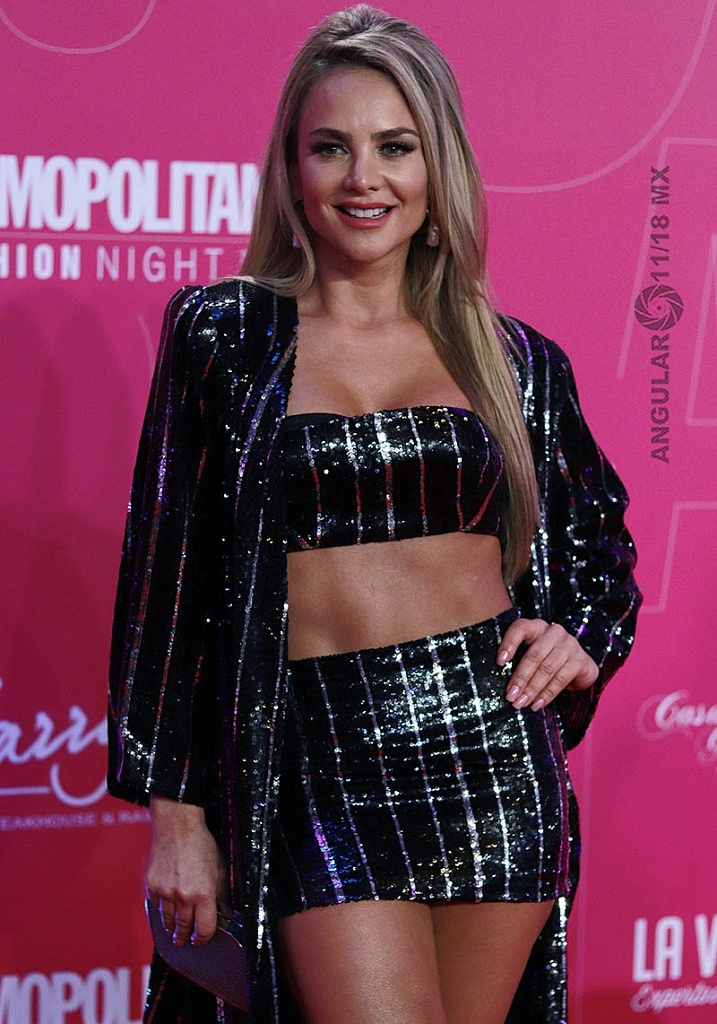 Alfombra Roja Cosmopolitan Fashion Night Ximena Cordoba