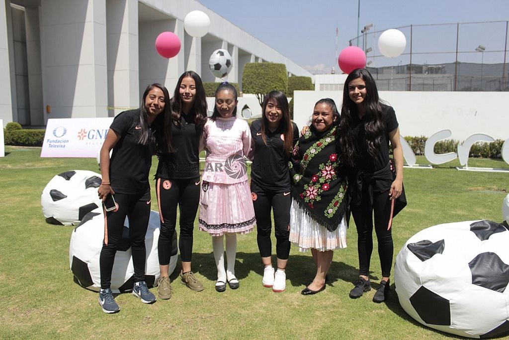 Campaña, Gol por México, Gol para las Mujeres jugadoras del Amèrica
