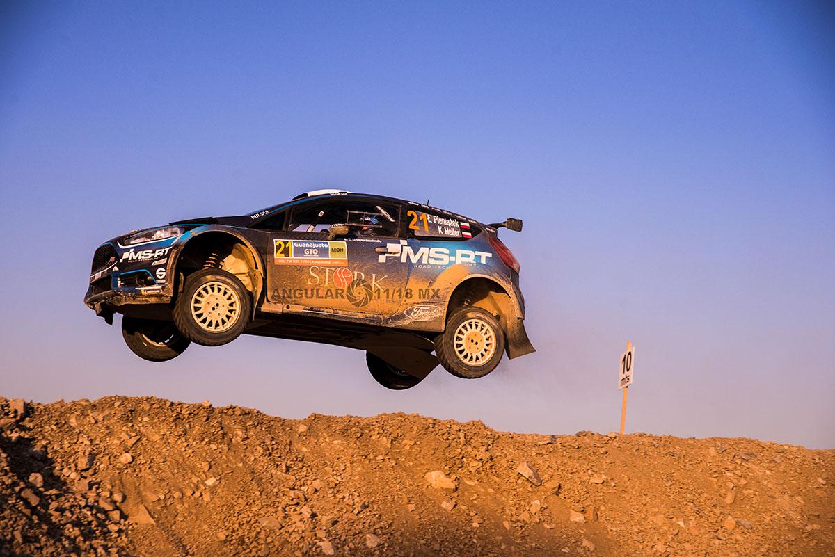 Campeonato Mundial de Rally (WRC) 16° edición, del Rally Guanajuato México