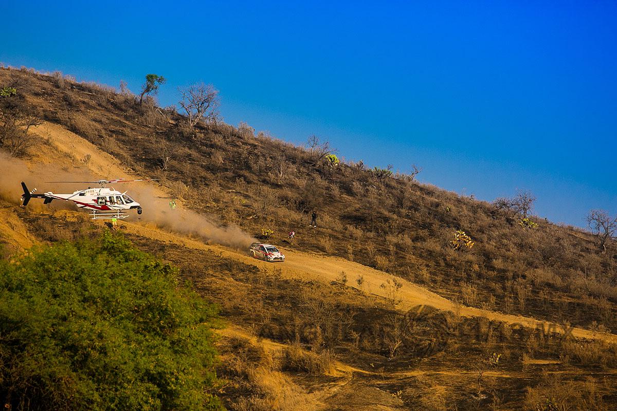 Campeonato Mundial de Rally (WRC) 16° edición del Rally Guanajuato, México