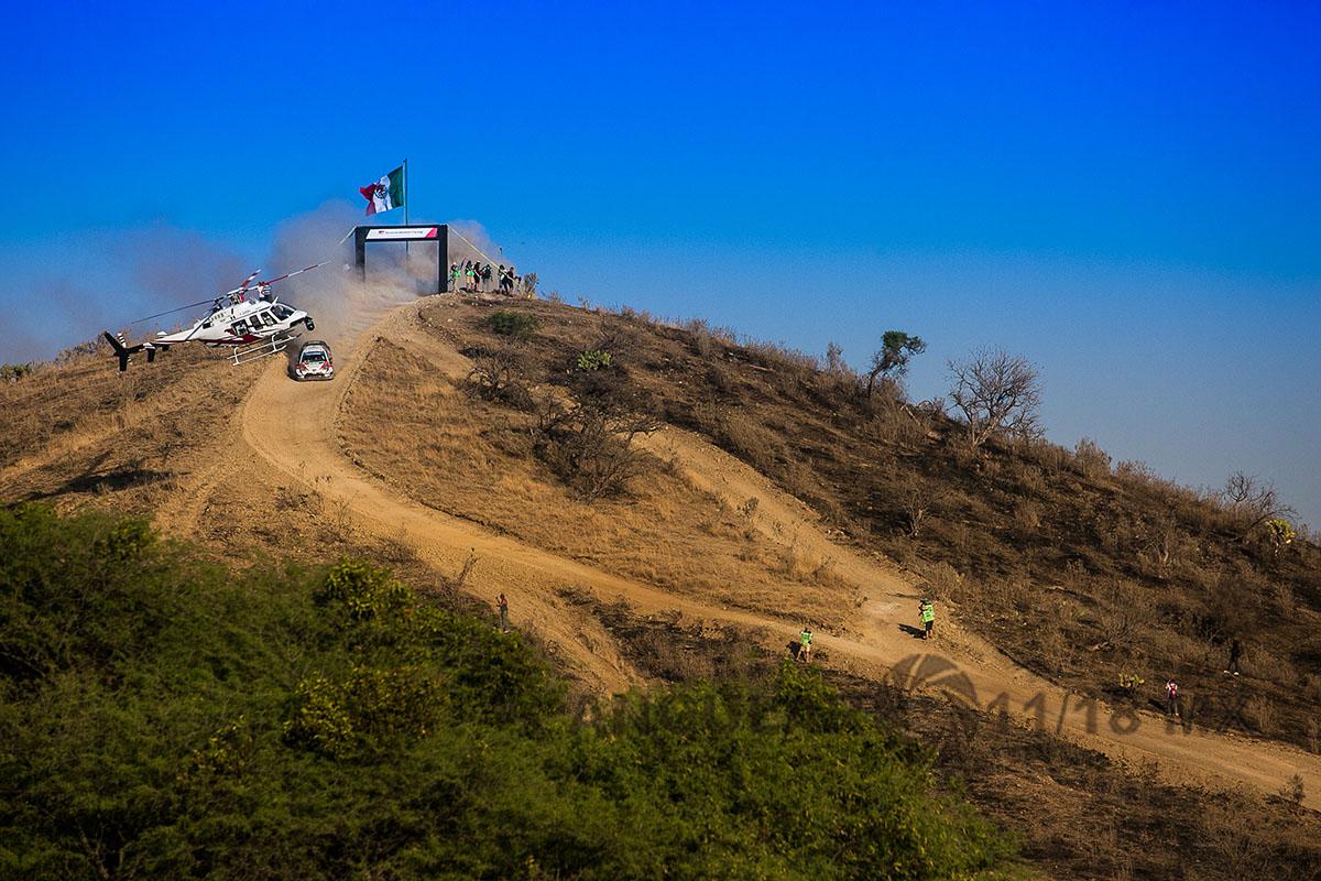 Campeonato Mundial de Rally (WRC) 16° edición del Rally Guanajuato México, ultima etapa
