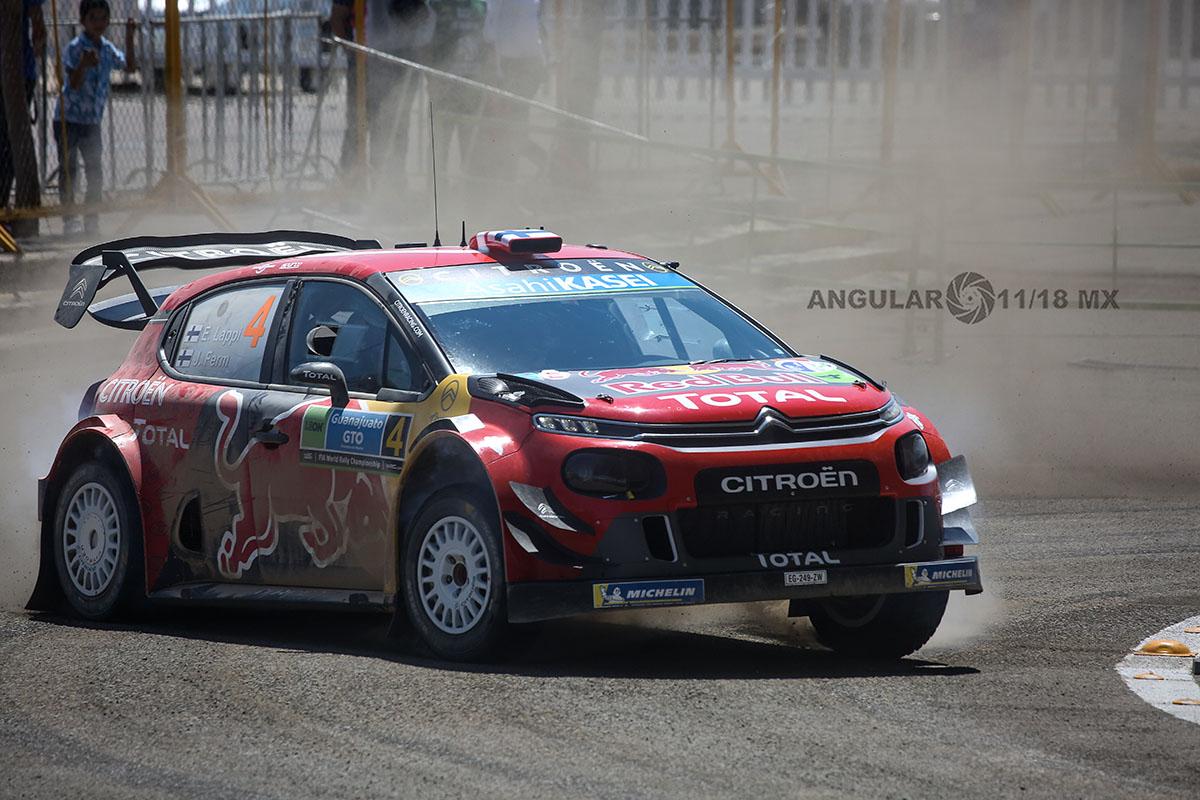 (Citroën) Rally de Guanajuato 2019, tercera fecha del WRC