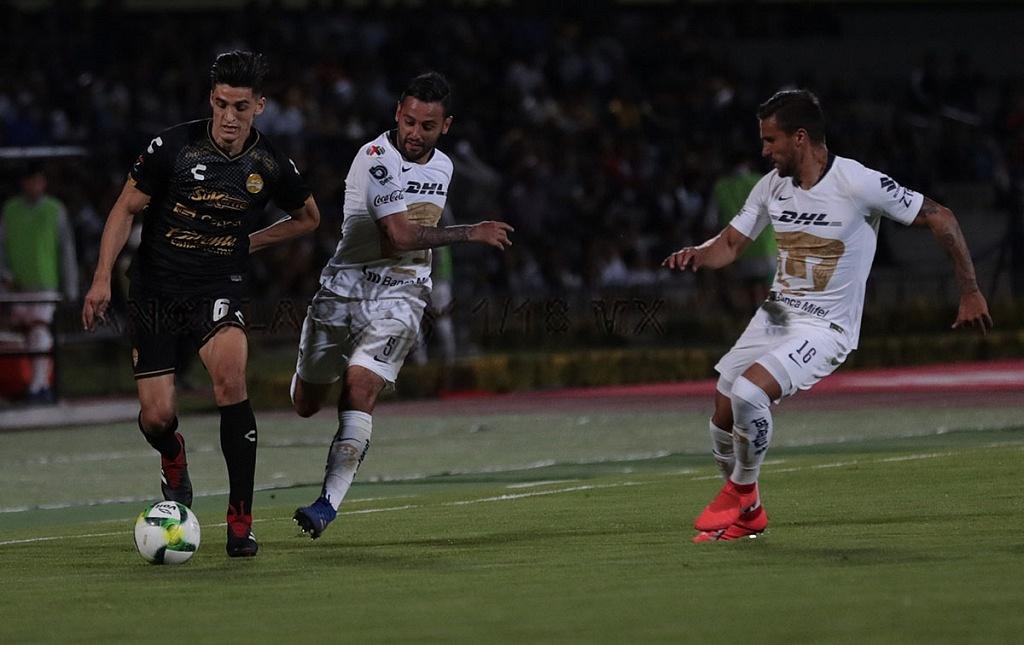 Los Pumas avanzaron a las semifinales de la Copa MX 2019, al derrotar a los Dorados de Sinaloa