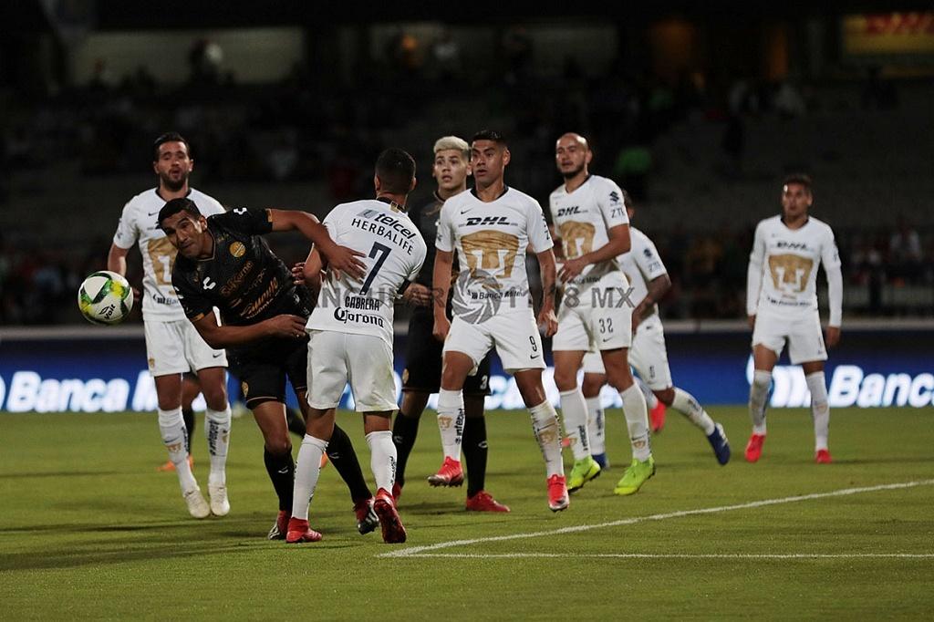 Los Pumas avanzaron a las semifinales de la Copa MX 2019 al derrotar a los Dorados de Sinaloa