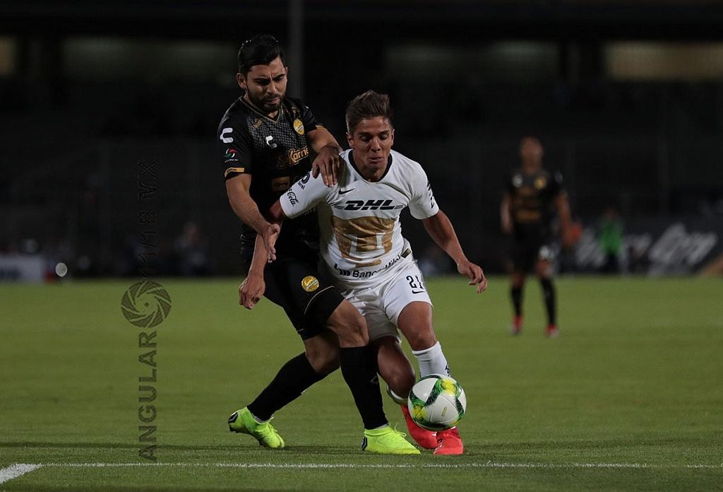Los Pumas avanzaron a las semifinales, de la Copa MX, al derrotar a los Dorados de Sinaloa,