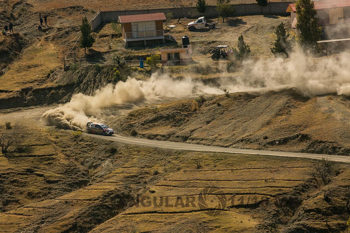 Rally de Guanajuato 2019 tercera fecha del WRC