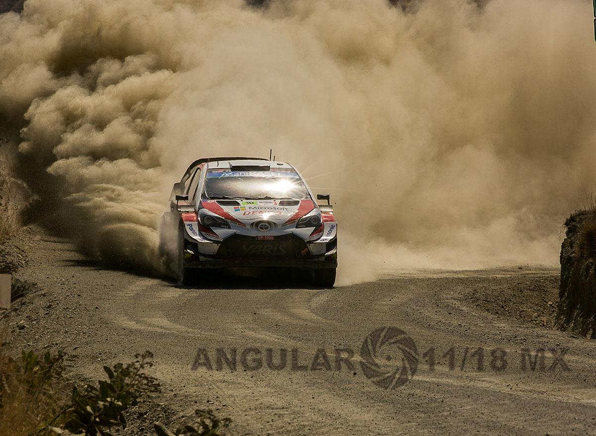 Rally de León, Guanajuato 2019, tercera fecha del WRC