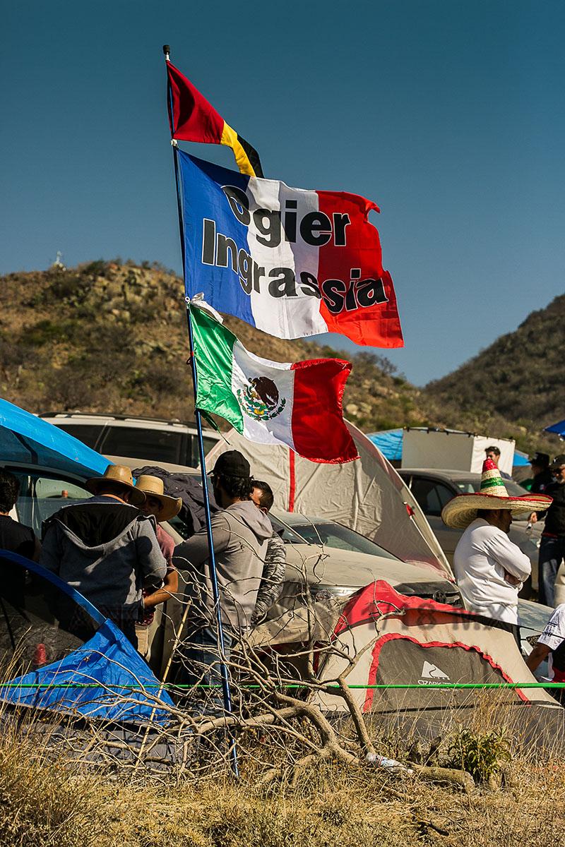 tercera fecha del mundial de rallys (16° Rally Guanajuato, México)aficionados